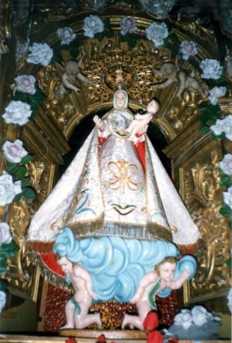 Virgen de CostanaBarbadillo de los Herreros, Burgos, España