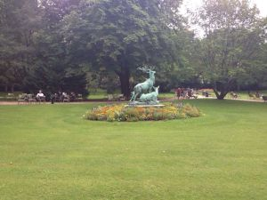 jardín Paris