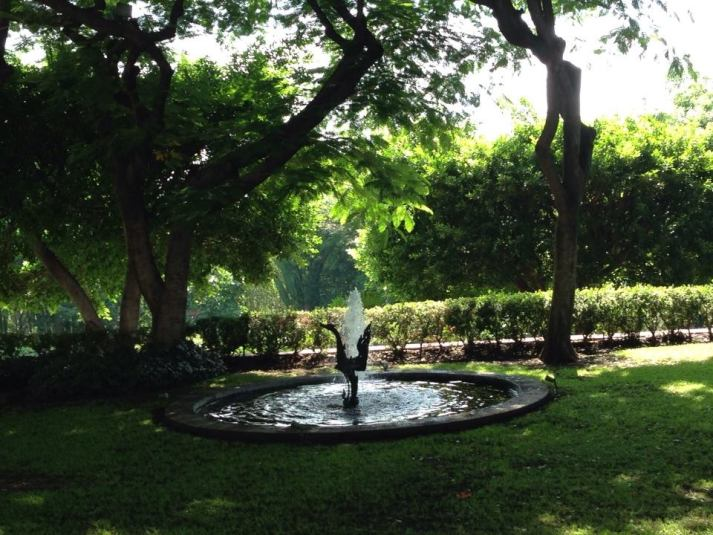 jardín México