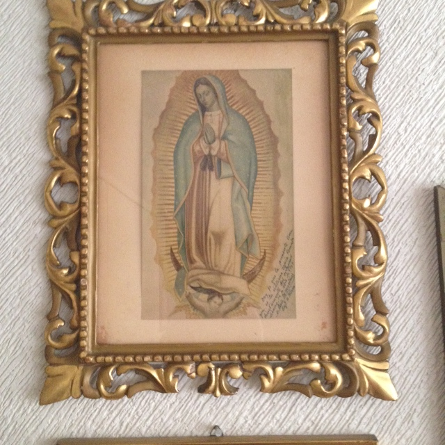 Virgen guadalupe 1948